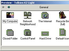 Tolkien K2 Light