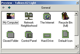 Tolkien K2 Light