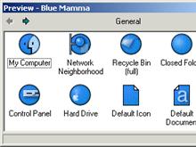 Blue Mamma