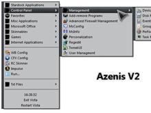 Azenis 2 V2