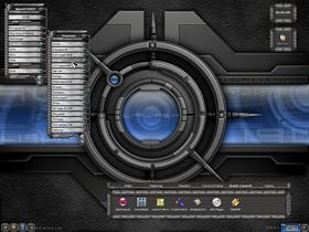 BorgX Winstep Desktop