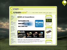 Creamware Browser
