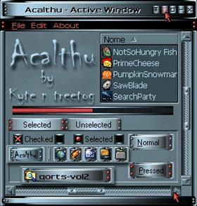 Acalthu