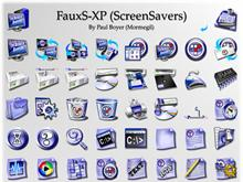 FauxS-XP (Screensavers)