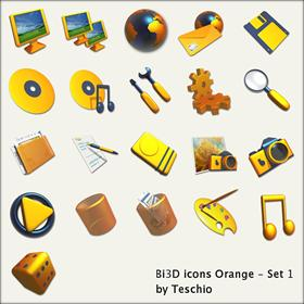 Bi3D Orange