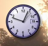 Reversed Clock