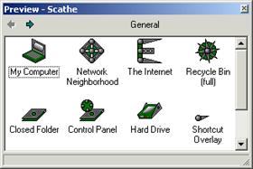 Scathe