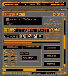 LcarsPad