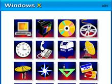 Windows X Icons
