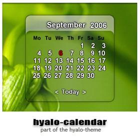 hyalo-calendar