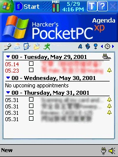 PocketPC xp