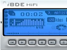 iBDE HiFi V5 Blue
