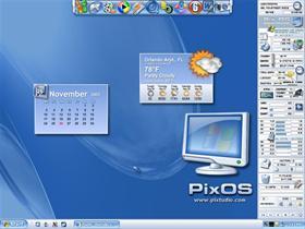 Pix OS Calender