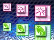 Macromedia Icon Zoomers