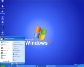 Windows XP 1280x1024