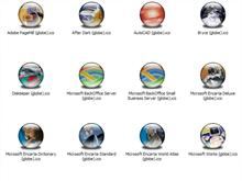 Misc Apps 1 XP Icons (Globe)