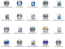 Stardock Icons (Globe)