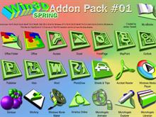 Win3D Spring Addon 01