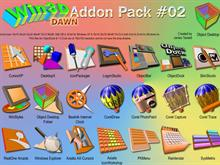 Win3D Dawn Addon 02