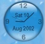 Globe Clock (Globe)