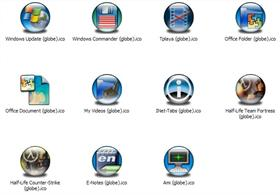 Misc Apps 6 (Globe zoomers)