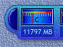 Jacky Blue Disks