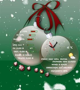 CP Christmas 4SMX