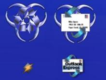 Bio Hazard Icons 2