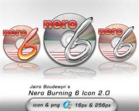 Nero Burning 6 Icon 2.0