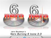 Nero Burning 6 Icons 3.0