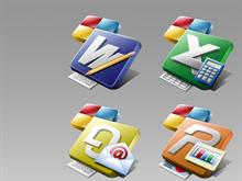 MS Office 2005 icons