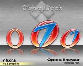 Opera Browser (Crystalized Pack)