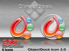 ObjectDock Icon 3.0