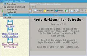 Magic Amiga Workbench