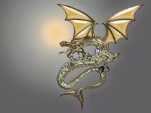 Thunder Dragon III by patrx