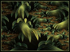 The Jungle Floor by n8iveattitude1