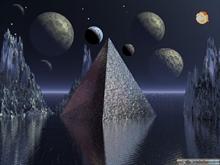 Pyramid-n-Planets