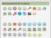 OS-W Toolbars