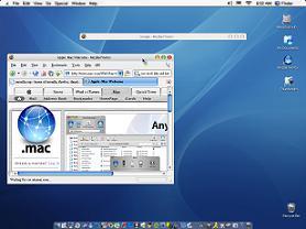 Mac OS X or XP?