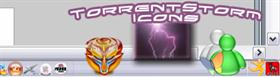 TorrentStorm Icon