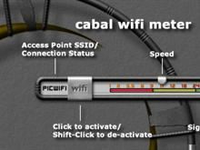 Cabal WiFi Meter
