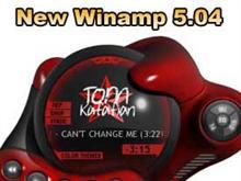 Tom Kafafian WinAmp 5 Skin