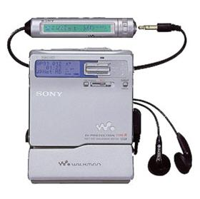 Sony MZ-N1Mini Disc