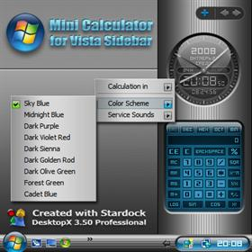 Mini Calculator (vista)