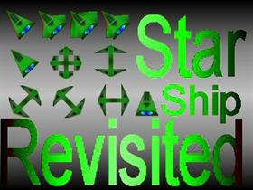 Starship Revisited Green