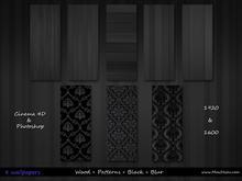 Wood + Pattern + Black + Blur