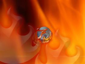 FireFox Flames
