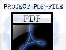 project pdf file