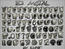 3d Metal IP