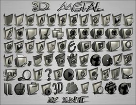 3d Metal IP